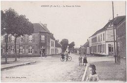 62. ARDRES. La Route De Calais - Ardres