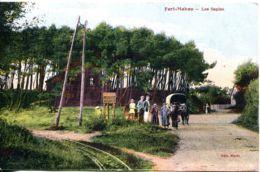 N°809 R -cpa Fort Mahon -les Sapins- - Fort Mahon