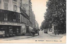 92     Puteaux      Avenue De La Défense - Puteaux