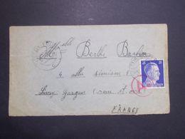 Marcophilie - Allemagne - Lettre Enveloppe Oblitération Timbre 1944 (2646) - Germany