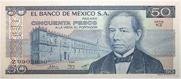 Mexique - 50 Pesos - 1981 - PICK 73a.29 - NEUF - Messico