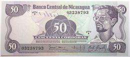 Nicaragua - 50 Cordobas - 1985 - PICK 140 - NEUF - Nicaragua