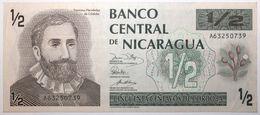 Nicaragua - 50 Centavos De Cordoba - 1991 - PICK 171 - SPL - Nicaragua