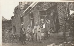 CARTE PHOTO  BOESINGHE (B) - Belgique