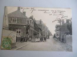 Wormhoudt  Rue De L Edringhem - Wormhout