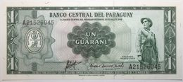 Paraguay - 1 Guarani - 1963 - PICK 193b - NEUF - Paraguay