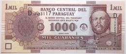 Paraguay - 1000 Guaranies - 2005 - PICK 222b - NEUF - Paraguay