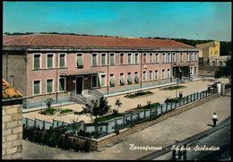 BARRAFRANCA (ENNA) - EDIFICIO SCOLASTICO 1969 - Enna