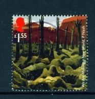 GREAT BRITAIN  -  2018 First World War £1.55 Used As Scan - 1952-.... (Elizabeth II)