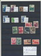 1159 USSR Russia 1941 Used Uncomplete Year Set Michel 43,4 Euros - Oblitérés