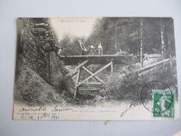 Moussey Pont Du Bouton Les Chavons - Moussey