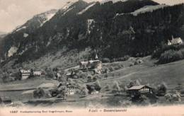 CPA - FLÜELI - GENERALANSICHT … - OW Obwald