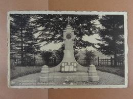 Cul-des-Sarts La Monument Aux Morts De La Guerre - Cul-des-Sarts