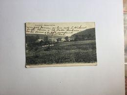 WALCOURT  PANORAMA DE LA GARE   1905 - Walcourt