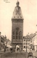Speyer * Altpörtel * Spire Germany Allemagne - Speyer