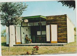 Puy  De  Dôme :  SAINT  SYLVESTRE  PRAGOULIN : Le   Vilage D E Vacances  Beau  Soleil  1970 - Autres Communes