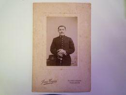 2020 - 5967  PHOTO D'un Militaire Du 57è Régiment D'Infanterie  (Photo Jean TAJAN , Toulouse)  XXX - Non Classificati