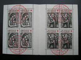 Feuillet Croix Rouge Sans Couverture 2010  Année 1961 Neuf** TBE - Libretas