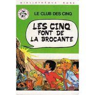 Les Cinq Font De La Brocante Enid Blyton   +++TBE+++ LIVRAISON GRATUITE - Bücher, Zeitschriften, Comics