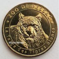 Arthus Bertrand 33.Pessac - Le Zoo Le Tigre Blanc 2009 - Arthus Bertrand