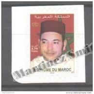 Maroc - Morocco 2015 Yvert 1707 B, Definitive. Personality, Mohammed VI - MNH - Maroc (1956-...)