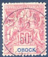 Obock N°42 Oblitéré - Cote 25€ - (F1127) - Gebraucht