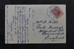 ALLEMAGNE - Affranchissement Et Cachet Plaisants Sur Carte Postale En 1910 Pour Le Royaume Uni - L 63239 - Non Classificati