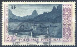 Polynésie Française - Poste Aérienne N°4 - Oblitéré - (F1136) - Poste Aérienne