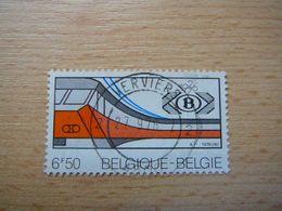 (16.06) BELGIE 1976 Nr 1825 Mooie Afstempeling VERVIERS - Belgique