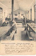 Melle Salle De Jeux  Billiard Jeu De Dames - Melle