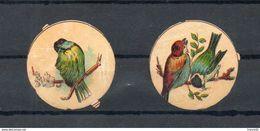 Lot De 2 Oiseaux - Animals