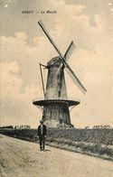 Burst * Le Moulin à Vent * Molen * Erpe Mere * Belgique - Erpe-Mere