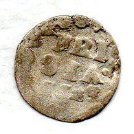 NETHERLAND STATES - FRIESLAND, 2 Stuivers, Silver, Year 1712, KM #32.3 - [ 1] …-1795 : Période Ancienne