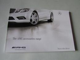 Mercedes AMG Accessories Range - Trasporti