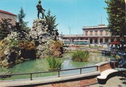 Parma (Italie) - Monumento A Vittorio Bottego E Stazione Ferroviaria - Parma