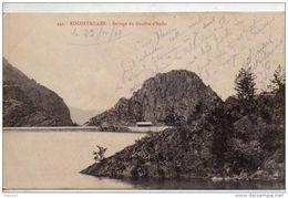 42. Rochetaillée. Barrage Du Gouffre D'enfer - Rochetaillee