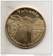 63. Saint Ours Les Roches. Vulcania. 2010 - Monnaie De Paris