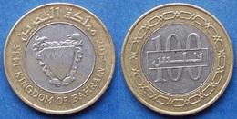 BAHRAIN - 100 Fils AH1435 2014AD KM# 26.2 Hamed Bin Isa (1999) - Edelweiss Coins - Bahrein