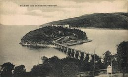 BILBAO- ISLA DE CHACHARRAMENDI. VIZCAYA PAÍS VASCO ESPAÑA ESPAGNE - Vizcaya (Bilbao)
