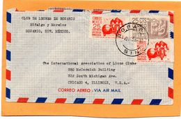 Mexico Cover Mailed - Mexico