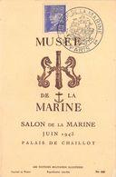 MUSEE DE LA MARINE- SALON DE LA MARINE JUIN 1943 PALAIS DE CHAILLOT - Ships