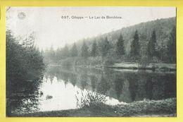 * Gileppe (Liège - Luik - La Wallonie) * (G. Hermans, Nr 697) Le Lac De Borchène, Canal, Quai, Rare, Unique, TOP, Old - Gileppe (Barrage)