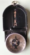 BOUSSOLE FRANCE ARMEE GUERRE MLe 1822 SOCIETE DES LUNETIERS PARIS 17832 - MG - Equipement