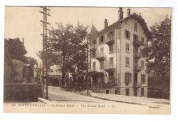 SAINT GERVAIS  LE GRAND HOTEL - Saint-Gervais-les-Bains