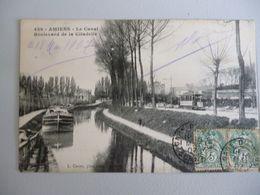 Amiens  Boulevard De La Citadelle - Amiens