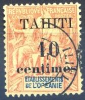 Tahiti N°32 Oblitéré - (F1160) - Tahití