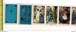 KL G 275  - DER ROSENKRANZ IN 15 BILDERN - Devotion Images