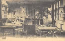 Passy-Froyennes - Le Pensionnat Après L'Armistice - La Salle De Dessin D'ornement - Ed. Henri Georges - Tournai