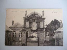 Belloy Sur Somme  La Mairie - Other Municipalities