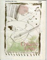 Revue De Musique -  Gitarre & Laute - N° 1 - 1988 - - Music
